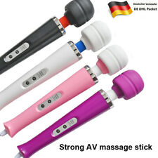 Magic Wand Massagestab Massager - Massagegerät - Wasserdicht - Vibrator - Stark