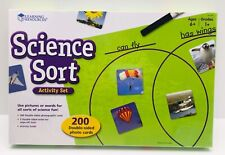 Science Sort Game Learning Resources Home School Weather Earth Space Motion More