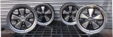 PORSCHE GENUINE FUCHS WHEELS SET OF FOUR 7J & 8J  x 15 INCH  RESTORED RS RSR