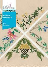 Napkin Corners Anita Goodesign Embroidery Machine Design CD