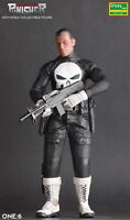 Crazy Toys 1/6 Scale Marvel Comics The Punisher Action Figure Toy Doll Statue