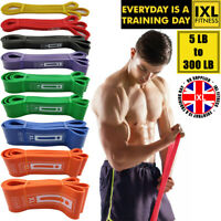 Resistance Bands Pull up Heavy Duty Set Assisted Exercise Tube Latex Home Gym