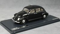 Matrix Volkswagen VW Beetle Taxi by Rometsch in Black 1951 MX32105-011 1/43 NEW