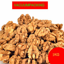 {1 KG} Kashmir Organic Walnut Kernels Akhrot Without Shell@@@@@@