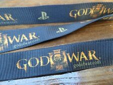 God OF WAR PROMO CORDINO PLAYSTATION