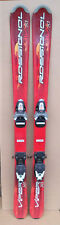 110 cm Rossignol Viper X1 junior skis bindings + size 2 kids boots