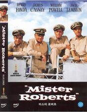 Mister Roberts (1955) DVD (Sealed) ~ Henry Fonda