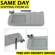 SUN VISOR LEFT DRIVER SIDE WITH TOOL For 2007-2011 Toyota Camry WITHOUT SUNROOF