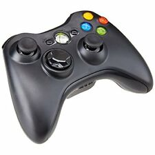 Wireless Controller Glossy Black For Xbox 360 Xbox 360