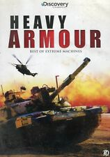 Heavy Armour - Tanks & Choppers - Brand New - Region 4 - Australian Seller