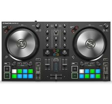 Native Instruments Traktor Kontrol S2 Mk3 DJ Controller + Traktor Pro 3 Software