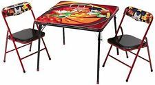 Children's Mickey Mouse Tables and Chairs