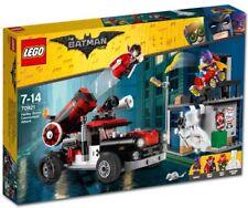 LEGO 70921 Attacco con il cannone di Harley Quinn - The BATMAN Movie 7-14 Pz 425
