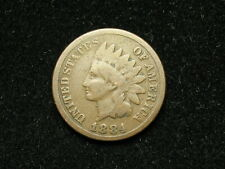 SUMMER SALE! *COLLECTIBLE* 1884 INDIAN HEAD CENT PENNY w/ PARTIAL LIBERTY #30s