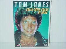 """*** DVD-Tom Jones """"GREEN GREEN GRASS OF HOME"""" -2005 UNIVERSAL ***"""