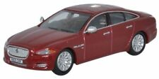 Oxford 76XJ003 Jaguar XJ Saloon Carnelian Red 1/76 Scale = 00 Gauge New in Case