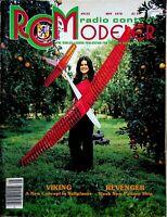 Radio Control Modeler RCM Magazine May 1978 Revenger New Pattern Ship m229