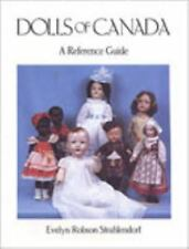 Dolls of Canada: A Reference Guide-ExLibrary