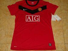 Manchester United Soccer Jersey MUFC Football Shirt hm ss L  BNWT