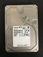 Used Toshiba 6tb 3.5 Inch Internal Hard Drive MD04ACA600