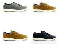 Tommy Hilfiger Gregory Sneaker Low Schuhe Shoes wildleder suede  Gr. 42