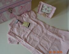GEOX Mädchen Sommerkleid Hemdblusenkleid rosa Größe 98 (3 Jahre) NEU