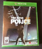 This Is the Police 2 (XBOX ONE) NEW
