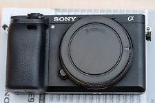 Hervorragend erhaltene Sony Alpha 6300 - Body, 1 Jahr alt, gern genutzt