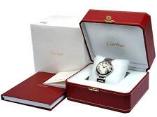 New Cartier Ballon Bleu Steel Midsize 36.5mm W69011Z4 Quartz  Watch