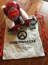 Overwatch Primal Winston Plush Convention Con Exclusive Blizzcon Pax East 2017