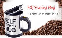 Becher Automatische Elektrische Faule Selbst Rühren - Kaffeetassen Milch Mischen