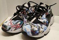 Nike Women's Huarache Run PRM 683818-017 Marbled/Multicolor Size 6.5 NEW
