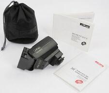 Metz 32 Z-2 mit SCA 34 -  BLITZ für analoge NIKON TTL-Kameras ! Fast wie NEU !!!