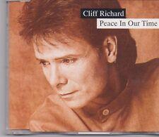 Cliff Richard-Peace I Our Time cd maxi single