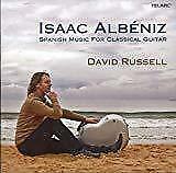 David Russell - Albeniz: Spanish Music For Cla (NEW CD)
