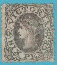 VICTORIA 71 DOUBLE FACE IN THE BACKGROUND  VARIETY ERROR LOOK
