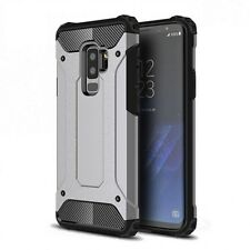 For Samsung Galaxy S9 & S9 Plus Case - Dual Layer Shockproof Hard Armor Cover