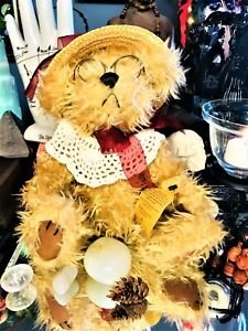 🧡 Meet Grumpy Our Spirited Brass Grandpa Fuzzy Warm Hearted Care Giver Vessel