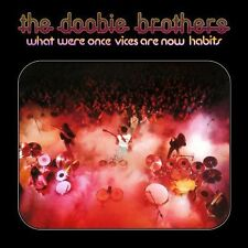 The Doobie Brothers - What Were Once Vices Are Now Habits Vinyl Ltd Ed 18