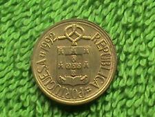 Portugal 1 Escudo 1992 UNC