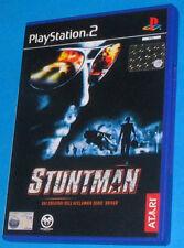 Stuntman - Sony Playstation 2 PS2 - PAL