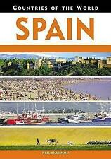 Spain (Countries of the World (Facts on File))-ExLibrary
