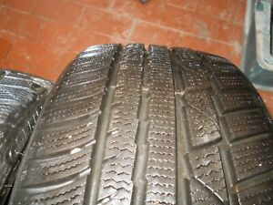 2 Gomme Invernali Linglong 205/45 R17 88V GREEN-Max Winter UHP  M+S
