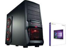Gamer PC Computer AMD FX 8300 8 x 4.2 GHz 16GB MSI RX 470 Gaming X 4GB SSD 970A