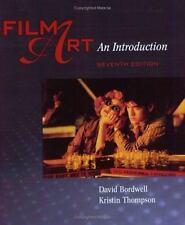 Film Art: An Introduction, David Bordwell, Kristin Thompson, Good Book