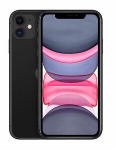Apple iPhone 11 - 128GB - Black - NEU OVP - ohne Simlock