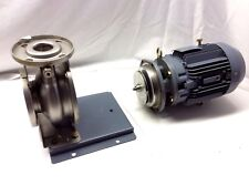 New Ebara 73095 50 X 40 Stainless Steel Ss Centrifugal Pump 15kw 2hp 200v 220v