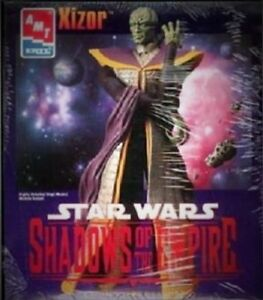 Sealed RARE! AMT XIZOR STAR WARS COLLECTOR MODEL KIT MINT