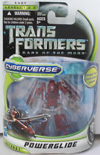 Transformers DOTM Cyberverse Commander Class Powerglide. Hasbro 2010. New.