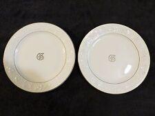 Homer Laughlin Eggshell Theme 2 Dinner Plate Gable's  Diamond Jubilee 1884-1944